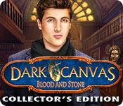 Functie screenshot spel Dark Canvas: Blood and Stone Collector's Edition