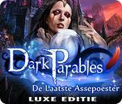 Functie screenshot spel Dark Parables: De Laatste Assepoester Luxe Editie