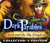 Functie screenshot spel Dark Parables: Jack and the Sky Kingdom Collector's Edition