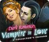 Functie screenshot spel Dark Romance: Vampire in Love Collector's Edition