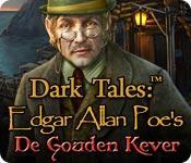 Functie screenshot spel Dark Tales: Edgar Allan Poe's De Gouden Kever