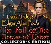 Functie screenshot spel Dark Tales: Edgar Allan Poe's The Fall of the House of Usher Collector's Edition