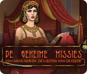 De Geheime Missies van Mata Hari en de U-boten van de Keizer game play