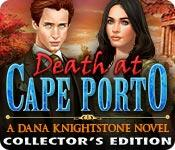 Functie screenshot spel Death at Cape Porto: A Dana Knightstone Novel Collector's Edition