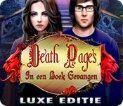 Functie screenshot spel Death Pages: In een Boek Gevangen Luxe Editie