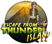 Escape from Thunder Island game play