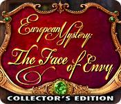 Functie screenshot spel European Mystery: The Face of Envy Collector's Edition