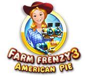 Functie screenshot spel Farm Frenzy 3: American Pie