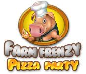 Farm Frenzy Pizza Party game play