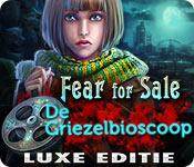 Functie screenshot spel Fear for Sale: De Griezelbioscoop Luxe Editie