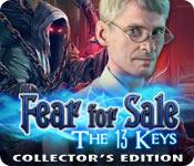 Functie screenshot spel Fear for Sale: The 13 Keys Collector's Edition