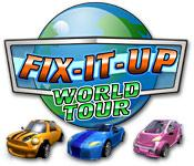 Fix-It-Up: World Tour game play