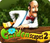 Functie screenshot spel Gardenscapes 2