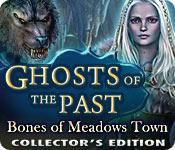 Functie screenshot spel Ghosts of the Past: Bones of Meadows Town Collector's Edition