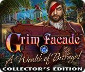 Functie screenshot spel Grim Facade: A Wealth of Betrayal Collector's Edition