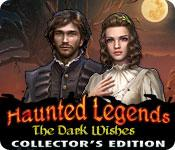 Functie screenshot spel Haunted Legends: The Dark Wishes Collector's Edition