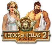 Functie screenshot spel Heroes of Hellas 2: Olympia