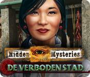 Hidden Mysteries: De Verboden Stad game play