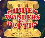 Hidden Wonders of the Depths 3: Avontuur in Atlantis game play