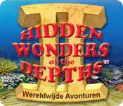 Hidden Wonders of the Depths 2: Wereldwijde Avonturen game play