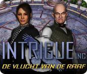 Intrigue Inc: De Vlucht van de Raaf game play