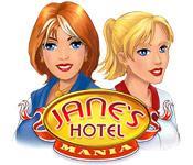 Functie screenshot spel Jane's Hotel Mania