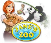 Functie screenshot spel Jane's Zoo
