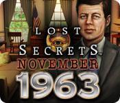 Functie screenshot spel Lost Secrets: November 1963