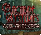 Macabre Mysteries: Vloek van de Opera game play