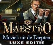 Functie screenshot spel Maestro: Muziek uit de Diepten Luxe Editie