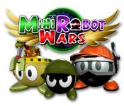 Mini Robot Wars game play