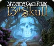 Functie screenshot spel Mystery Case Files ®: 13th Skull