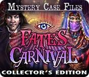 Functie screenshot spel Mystery Case Files®: Fate's Carnival Collector's Edition