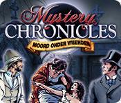 Functie screenshot spel Mystery Chronicles: Moord Onder Vrienden
