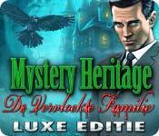 Functie screenshot spel Mystery Heritage: De Vervloekte Familie Luxe Editie