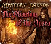 Functie screenshot spel Mystery Legends: The Phantom of the Opera