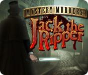 Mystery Murders: Jack the Ripper game play