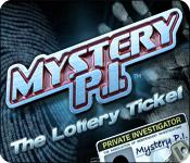 Functie screenshot spel Mystery P.I. - The Lottery Ticket