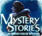 Functie screenshot spel Mystery Stories: De Bergen van de Waanzin