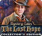 Functie screenshot spel Mystery Tales: The Lost Hope Collector's Edition