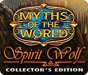 Functie screenshot spel Myths of the World: Spirit Wolf Collector's Edition