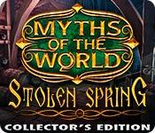 Functie screenshot spel Myths of the World: Stolen Spring Collector's Edition