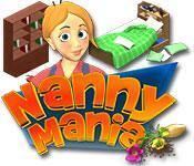 Functie screenshot spel Nanny Mania