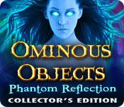 Functie screenshot spel Ominous Objects: Phantom Reflection Collector's Edition