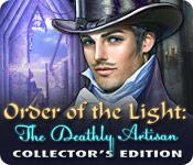 Functie screenshot spel Order of the Light: The Deathly Artisan Collector's Edition
