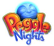 Functie screenshot spel Peggle Nights