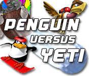 Functie screenshot spel Penguin versus Yeti