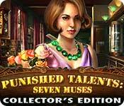 Functie screenshot spel Punished Talents: Seven Muses Collector's Edition