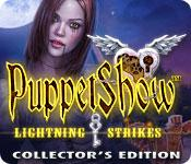 Functie screenshot spel PuppetShow: Lightning Strikes Collector's Edition