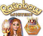 Functie screenshot spel Rainbow Mystery